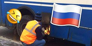 """""""Такое бывает только в России"""": 28 фото, которые у нас вызовут улыбку, а у иностранцев шок"""