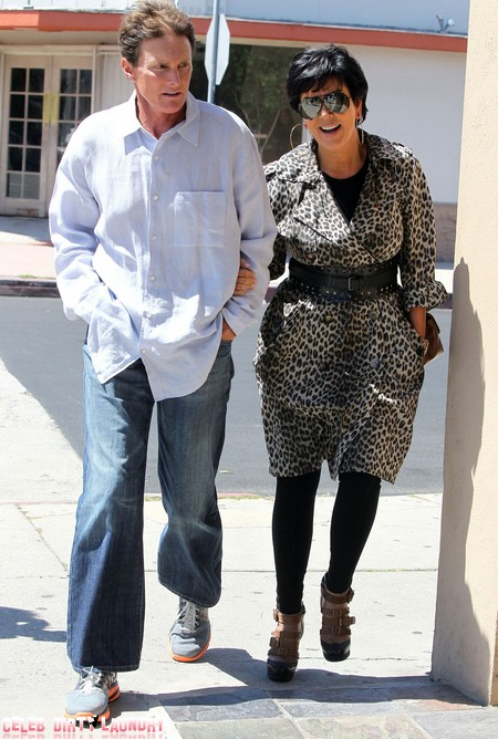 Kris kardashian bruce jenner