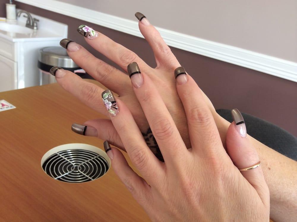 Nails del mar