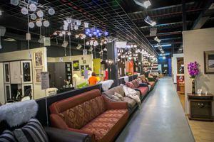 Открытие магазина мебели