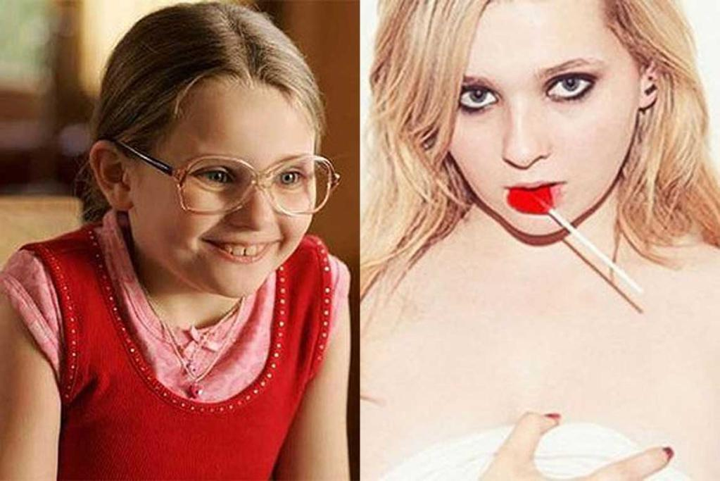 Child celebrities nude