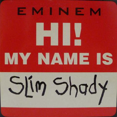 Eminem cd single