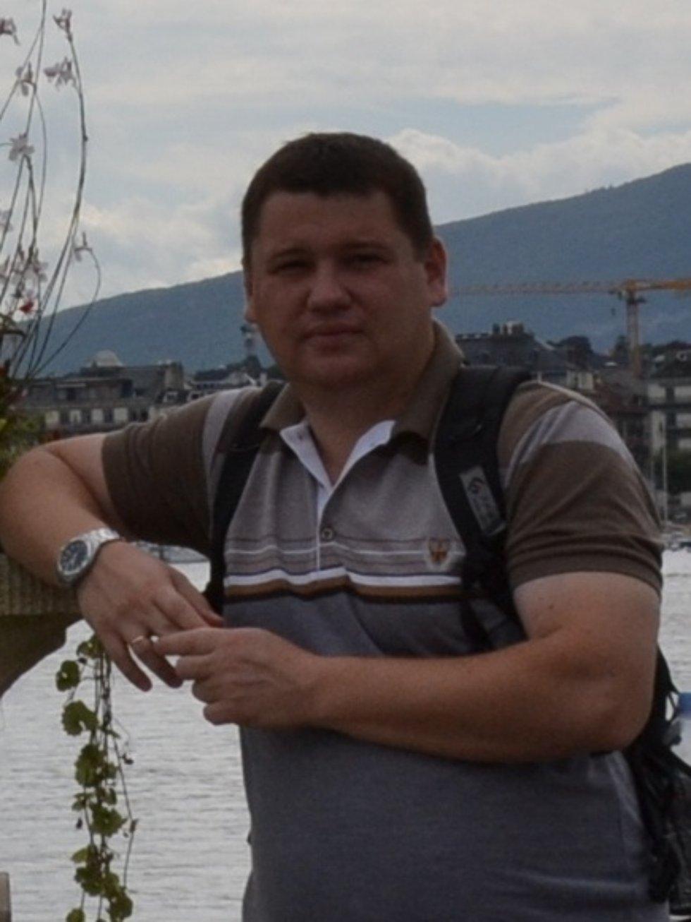 Кольчугин Антон