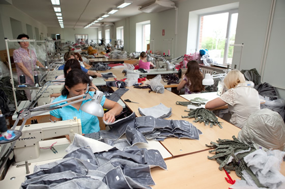 Открытие швейного цеха бизнес план