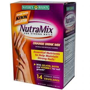 Nutramix for strong nails