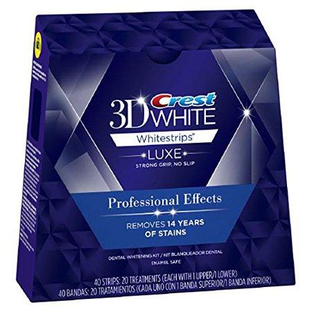 Walmart crest whitestrips advanced seal