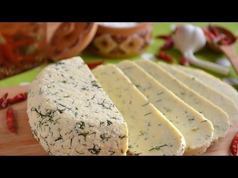 Как из молока сварить сыр