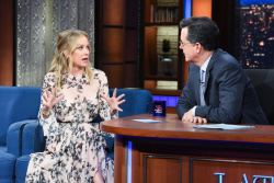 Christina Applegate - The Late Show with Stephen Colbert: April 30th 2019