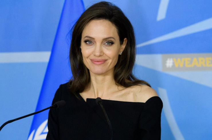 Джоли фото последние