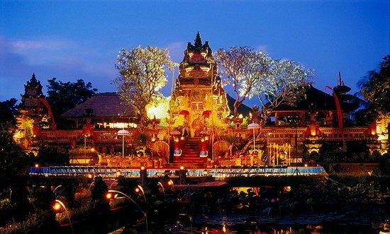 Бали элитный курорт