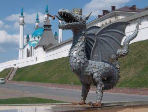 Казань история возникновения города
