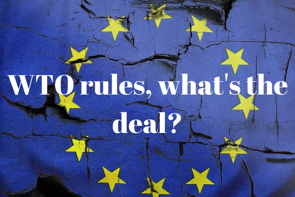 With Britain's Brexit Negotiations in Flux, Let's Talk About No Deal
