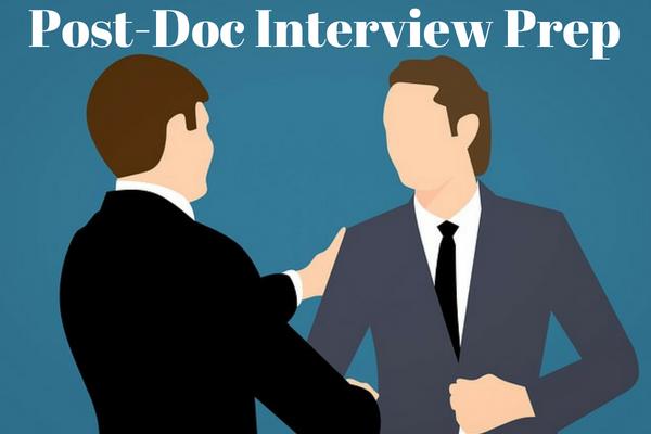 Post-Doc Interview Preparation