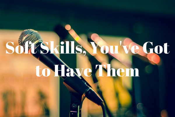 The Soft Skills You Need At Conferences And How To Develop Them
