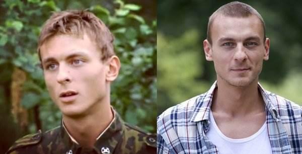 Сериал солдаты фото всех актеров