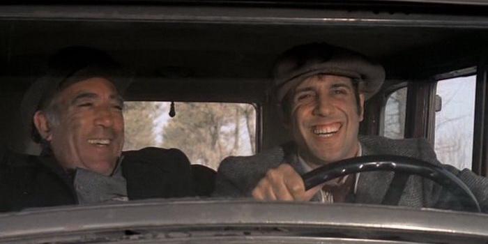 Сцена из фильма Блеф (1976)