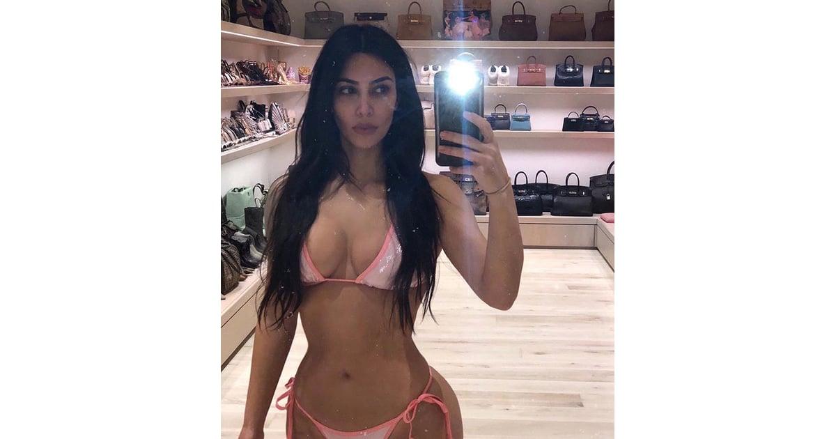 Kim kardashian bikini slideshow