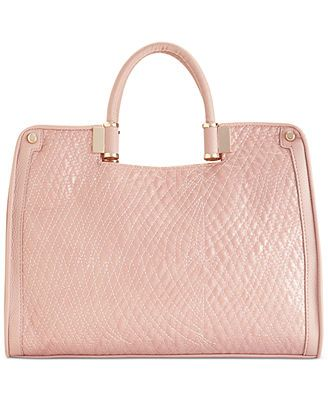 Ivanka trump rose top handle shopper