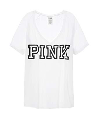 Victoria secrets pink t-shirts