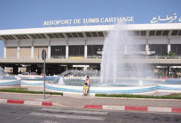 Аэропорт тунис джерба фото