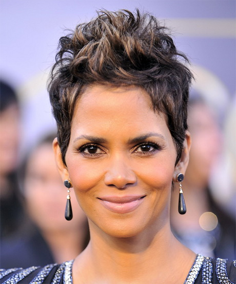 Pictures halle berry hairstyles