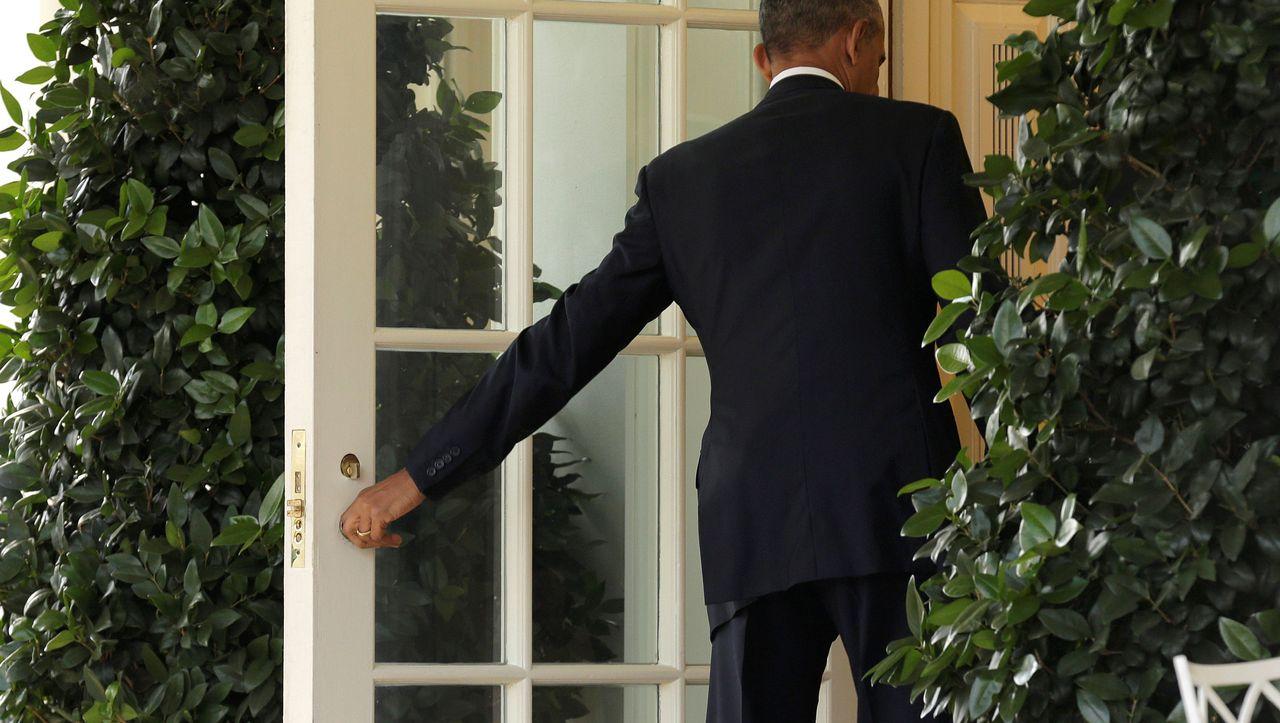 Die wahl von barack obama