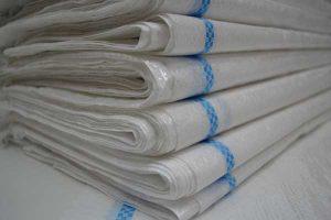 Пошив мешков из полипропилена