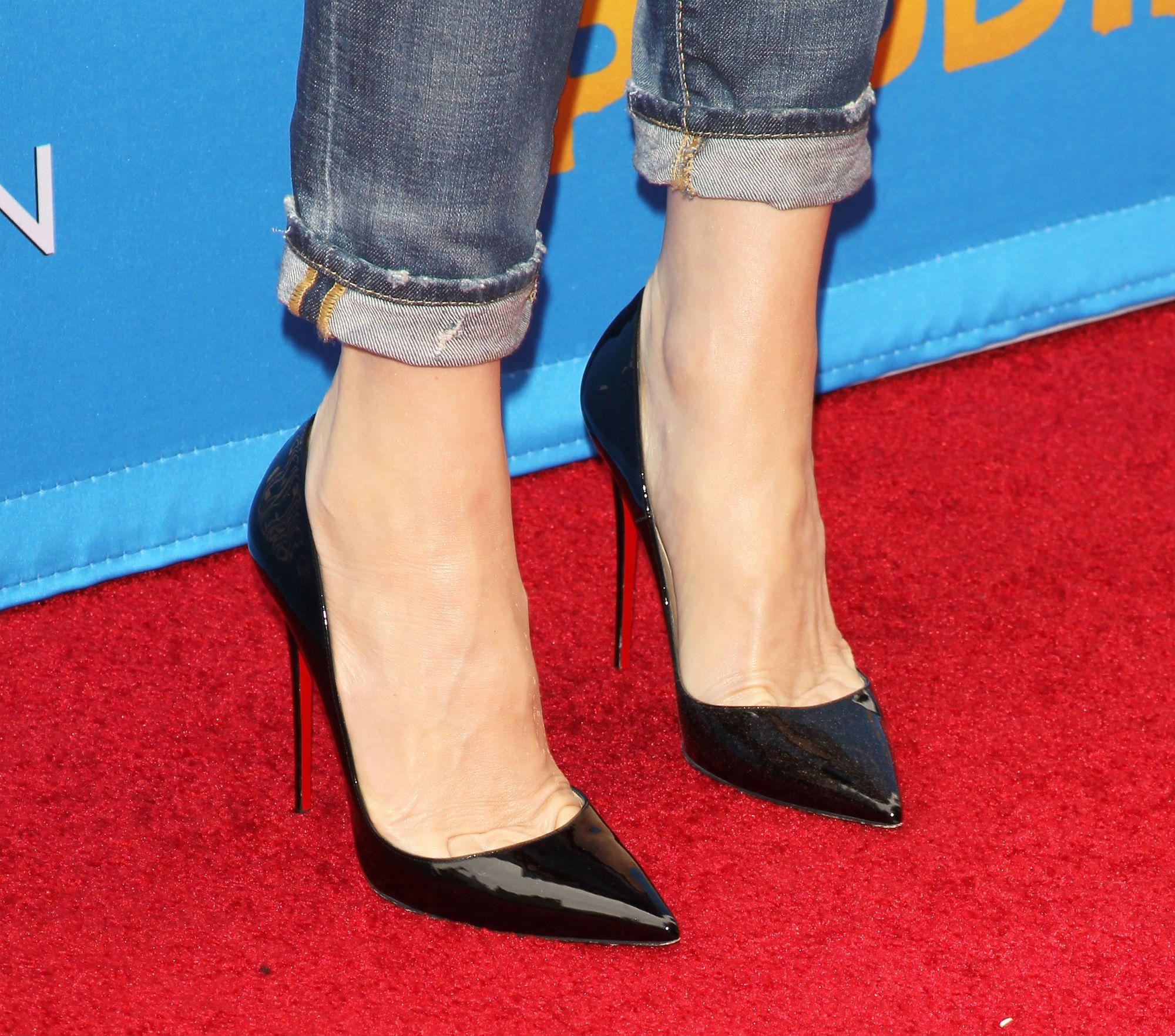 Jeans celebrities wear