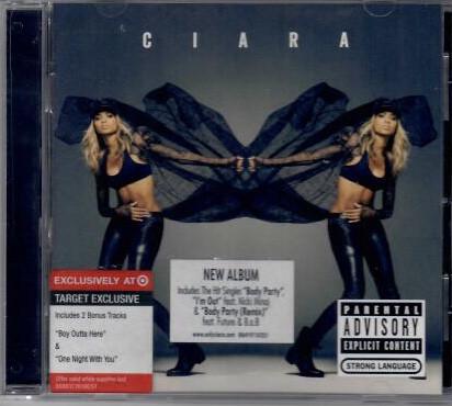 Ciara new cd 2013