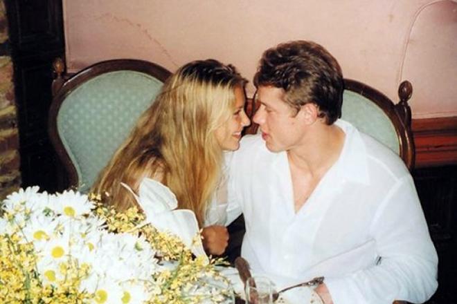 Анна Курникова и Павел Буре