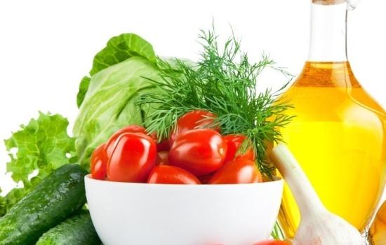 Рецепт салата из помидоров и капусты на зиму