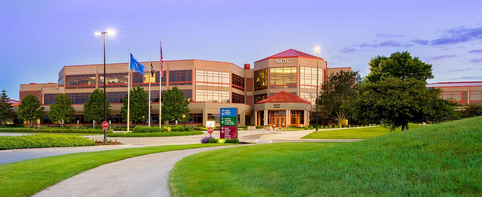 Waukesha county technical school
