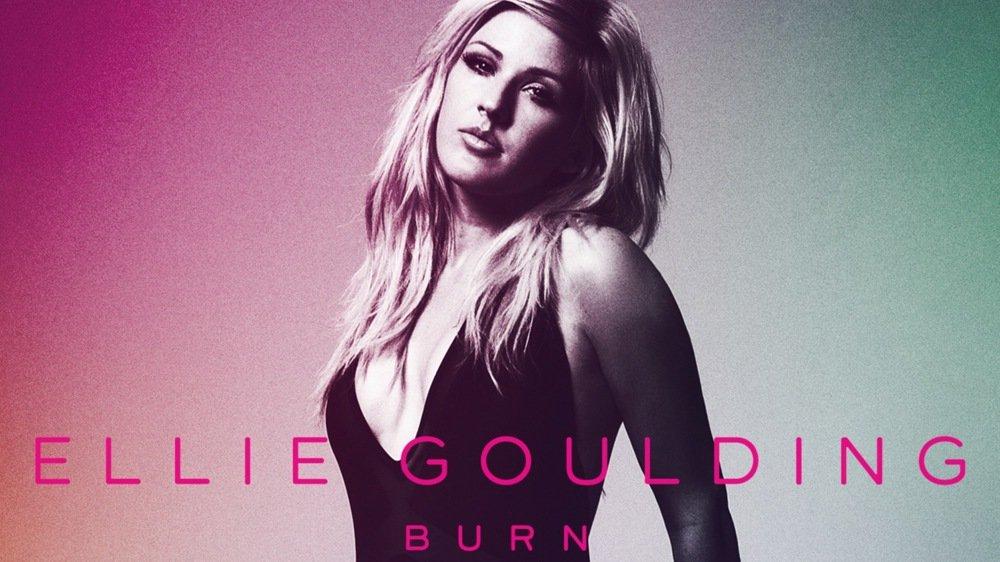 Ellie goulding burn single