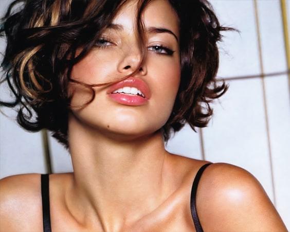 Адриана лима фото макияжа