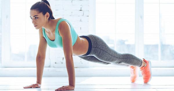 Как с помощью планки похудеть