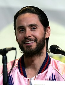 Jared leto fightclub