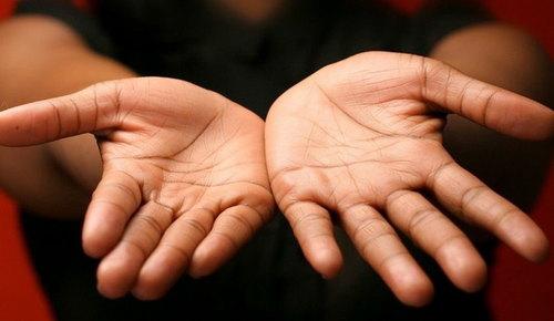 Звезды на руках у мужчин