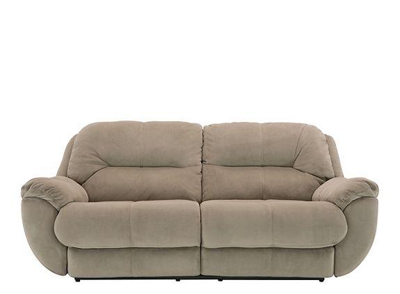 Kathy ireland reclining sofa