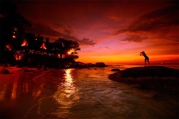 Сиамский залив какой океан