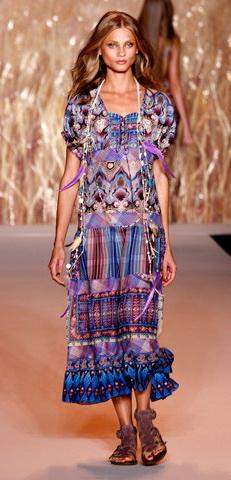 этнический стиль в одежде