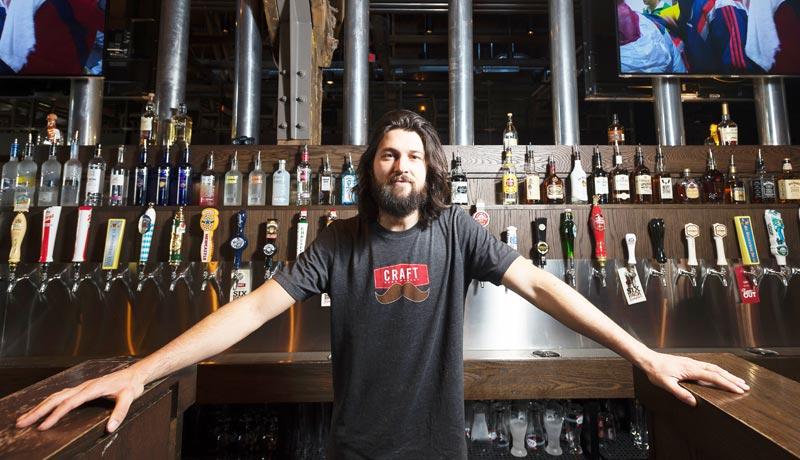 Сколько прибыли приносит магазин разливного пива