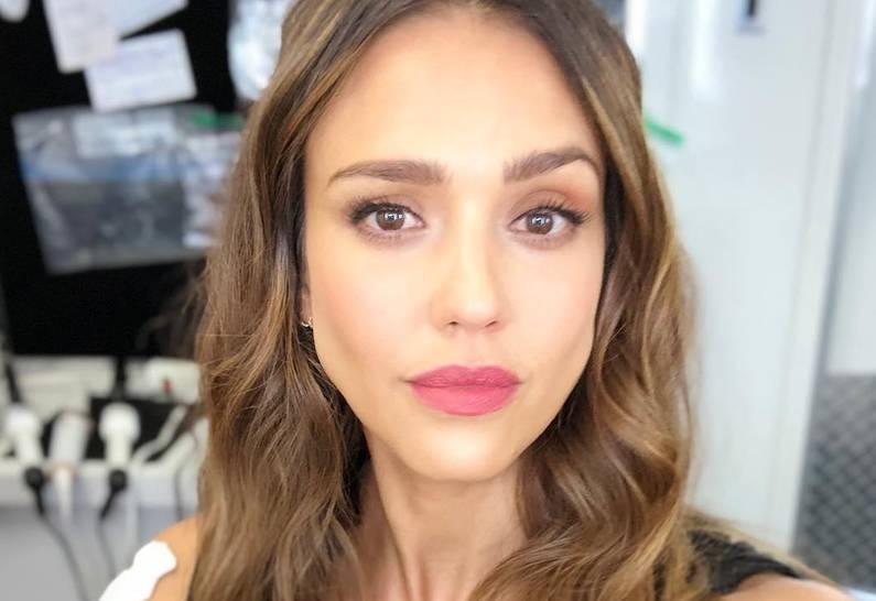 Джессика альба без макияжа фото