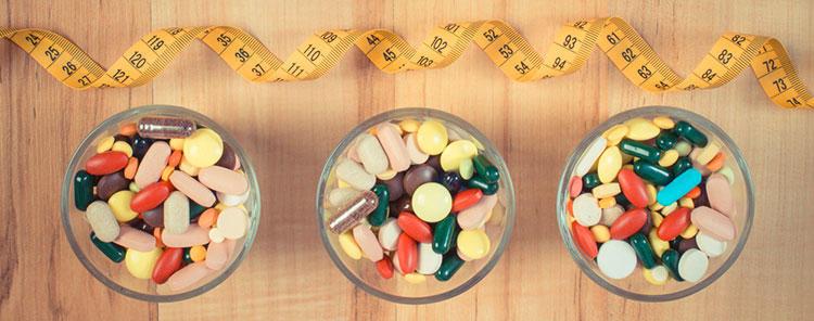 Таблетки подавляющие аппетит
