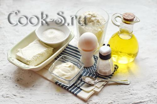 Пышки из творога на сковороде рецепт с фото