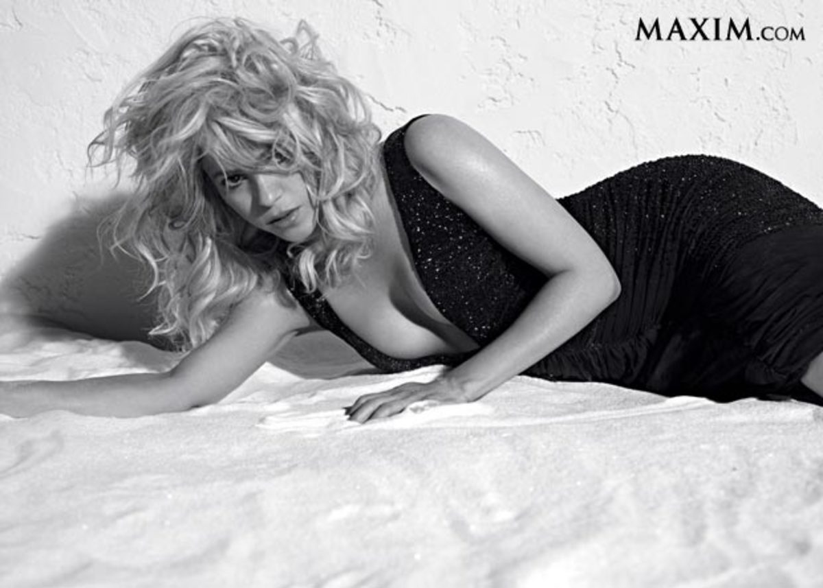 Шакира максим фото