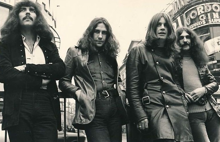 В Англии нашли девушку с обложки первого альбома Black Sabbath