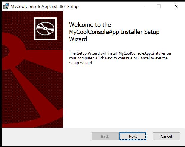 default wix welcome image