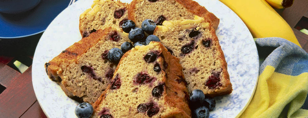 Photo of Lemon Blueberry Bread
