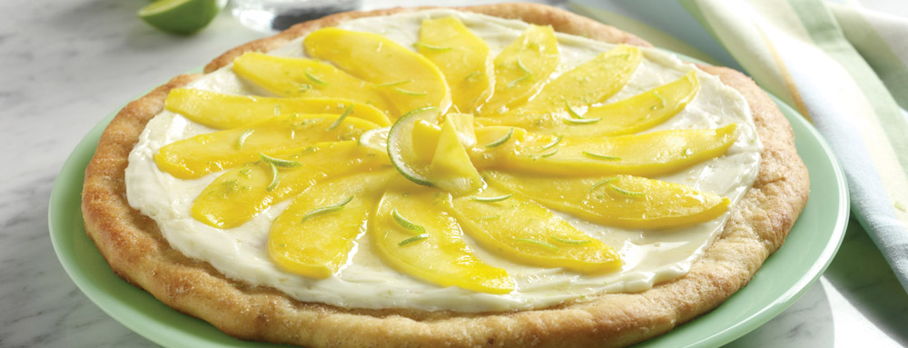 Photo of Maddening Mango and Cool Key Lime Pizza