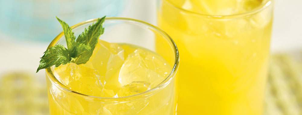 Photo of Pineapple Mint Lemonade